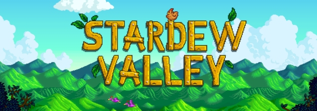 Stardew valley banner hisame artwork