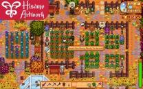 Stardew Valley Autumn Hisame Artwork immersive farm 2 mod autumn